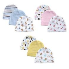 Три детские шапочки в комплекте
