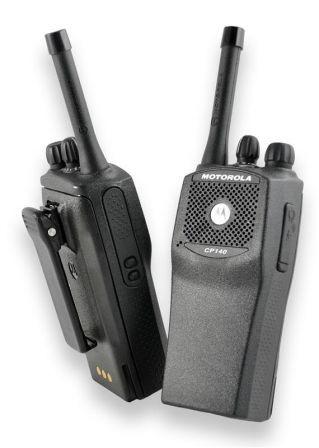 Рация Motorola CP-140 UHF