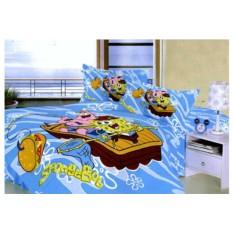 Детское постельное белье Спанч Боб