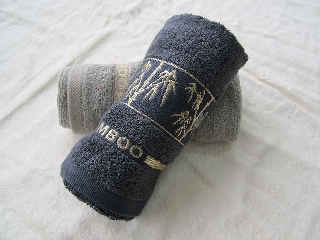 Полотенце бамбуковое Towelist Grey, 70х140