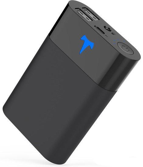 Внешний аккумулятор Yoobao 10200 mAh Tesla Black YB-T1