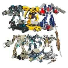 Набор из 6-ти роботов-трансформеров