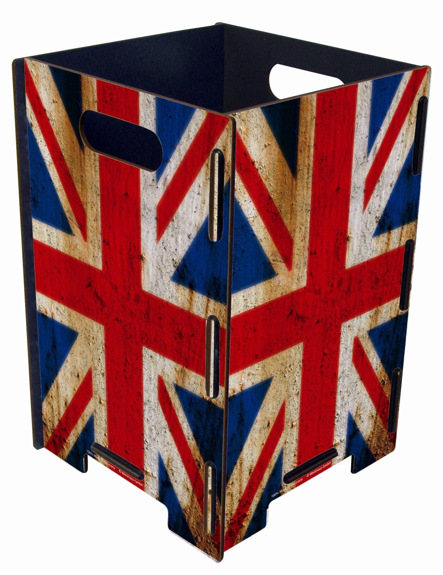 Корзина Union Jack