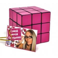 Кубик Рубика Для блондинки