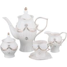 Чайный сервиз на 6 персон Кларисса