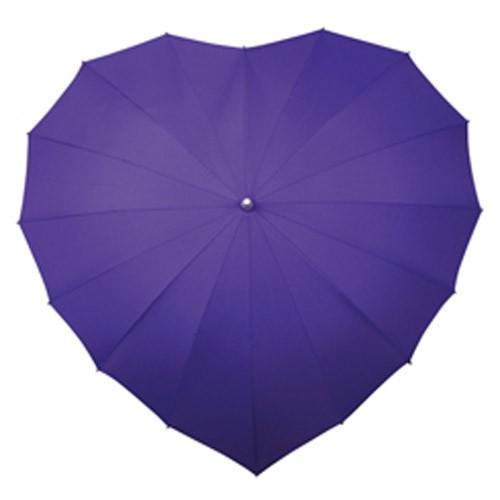 Зонт-трость «Сердце»