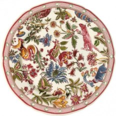 Тарелка для салата Gien Волшебный сад