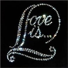 Хрустальная картина Love is..., 264 кристалла, 20х20 см