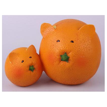 Фигурка «Апельсиновые котята»