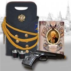 Подарочный набор Армейский. Пистолет Макарова