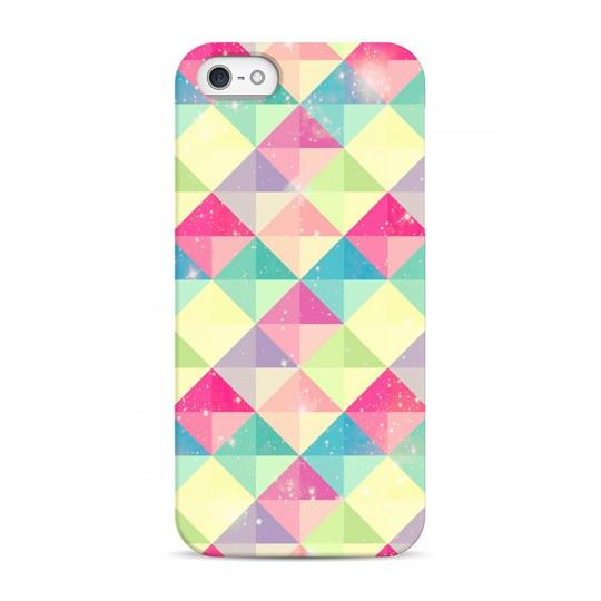 Чехол Squares для телефона iPhone 5,5S