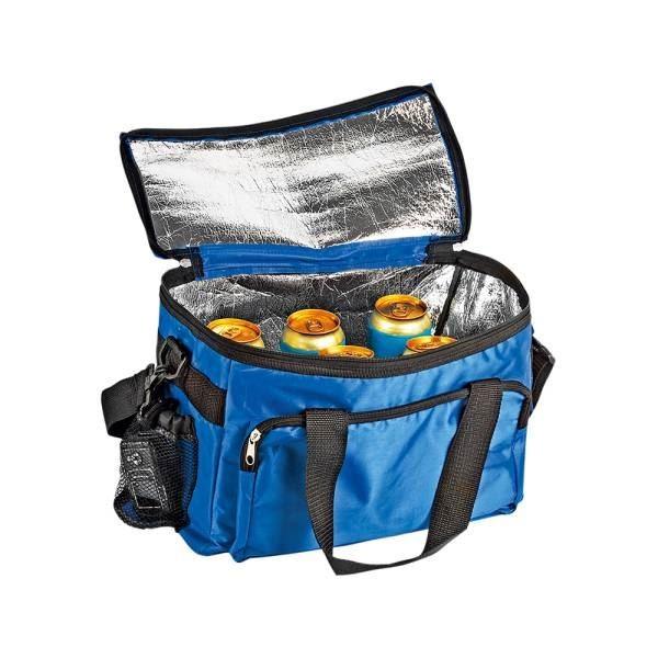Сумка-холодильник на 10 л, синяя