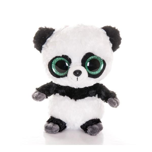 Мягкая игрушка Aurora Юху и его друзья. Панда 20 см