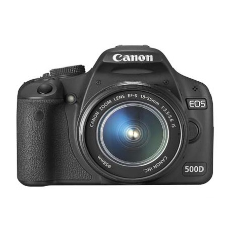 Цифровая фотокамера Canon EOS 500D Body