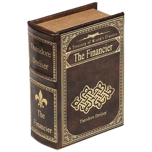 Книга-сейф «Драйзер»