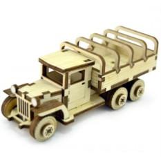 3D конструктор Советский грузовик ЗИС-5ВП