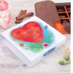 Конфеты в подарочной упаковке «Защитник года» (9 конфет)