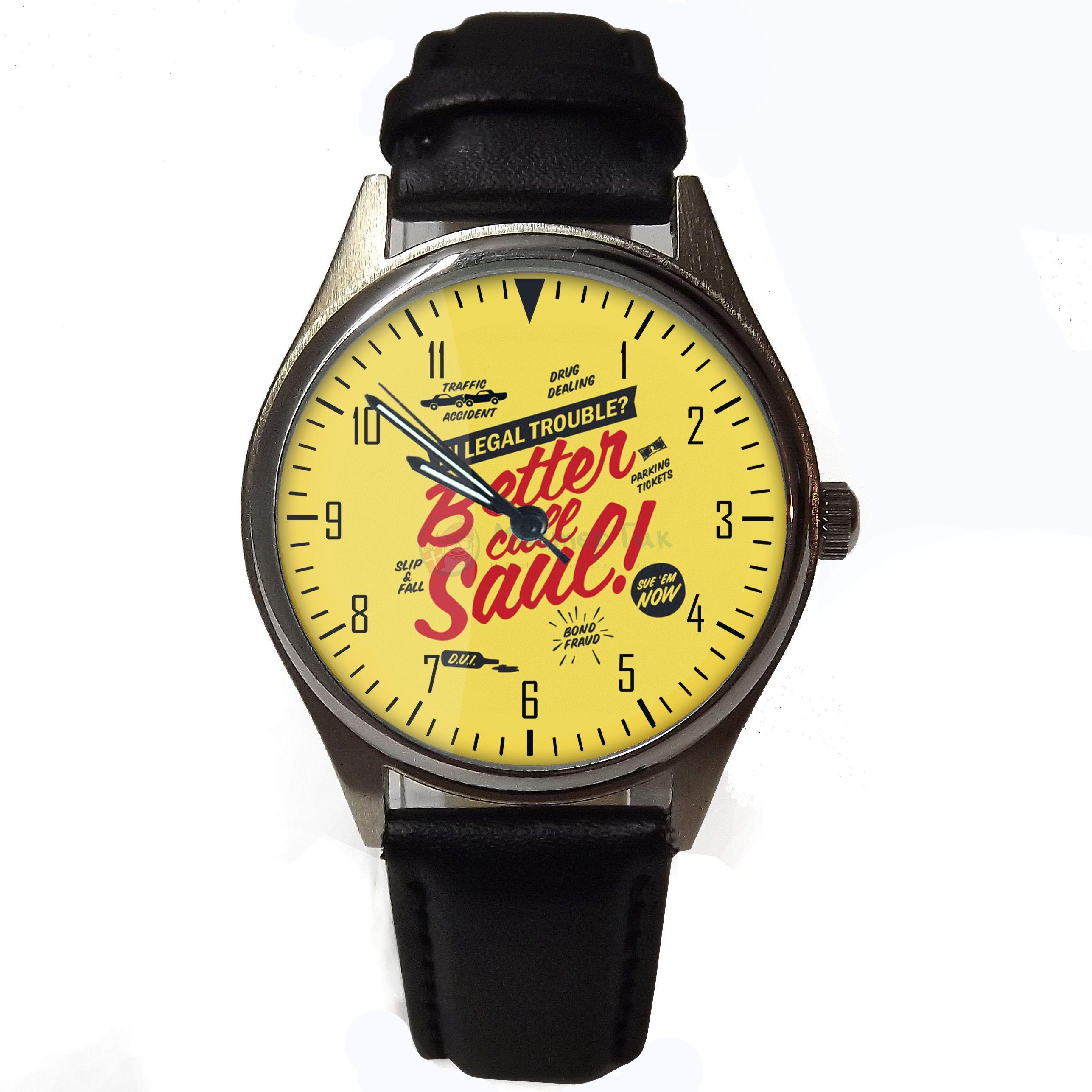 Наручные часы Better Call Saul