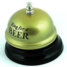Настольный колокольчик  Ring for a beer