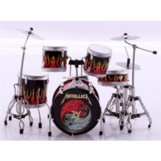 Барабанная установка Metallica