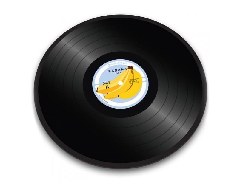 Разделочная доска Banana vinyl
