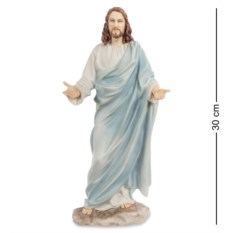 Статуэтка Иисус , высота 30 см