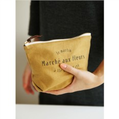 Косметичка Invite Pouch - Mustard