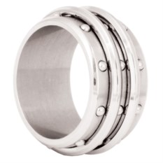 Кольцо из стали Bico Corsair