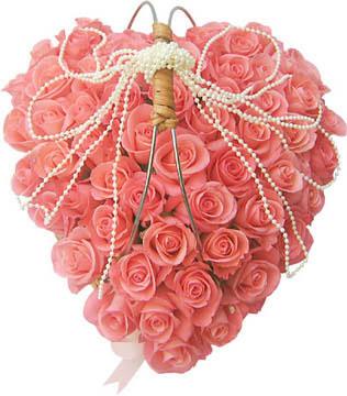 Букет из роз «Сенсация»