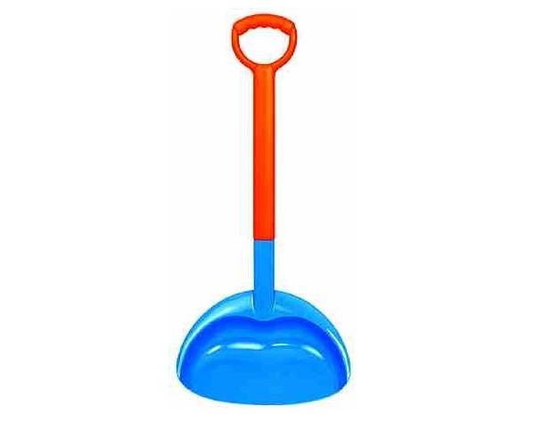 Сборная детская лопата для снега и песка