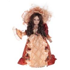 Фарфоровая кукла Кристина