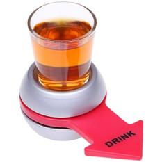 Алкогольная игра «Стопка-рулетка»