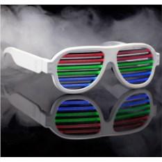 Светящиеся очки LED Beats