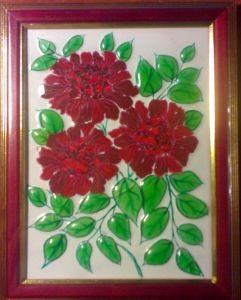 Картина из стеклокерамики
