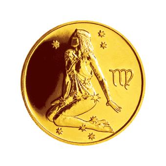 Монета «Дева»