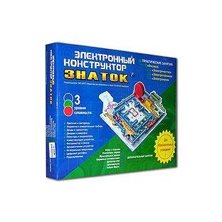Конструктор электронный 999 схем+школа