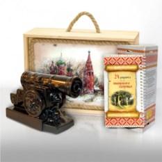 Подарочный набор Сибирь. Черная царь-пушка