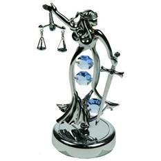 Фигурка декоративная Swarovski Фемида правосудия