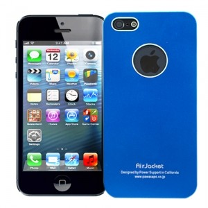 Чехол для iPhone 4/4S Glint (синий)