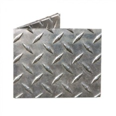 Бумажник Mighty Wallet Diamond Plate