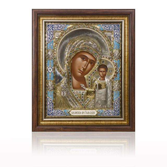 Икона Казанская Пресвятой Богородицы