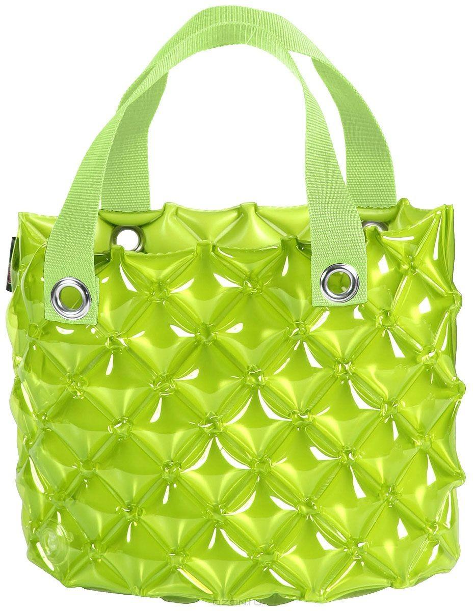 Хозяйственная сумка (линия Даймонд), цвет: зеленый