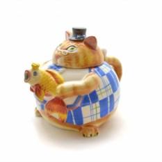 Заварочный чайник Кошка