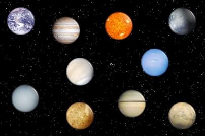 Магниты на холодильник Орбита