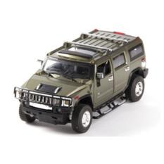 Радиоуправляемая машина Hummer H2 Green
