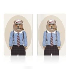 Обложка для паспорта Bear Boss