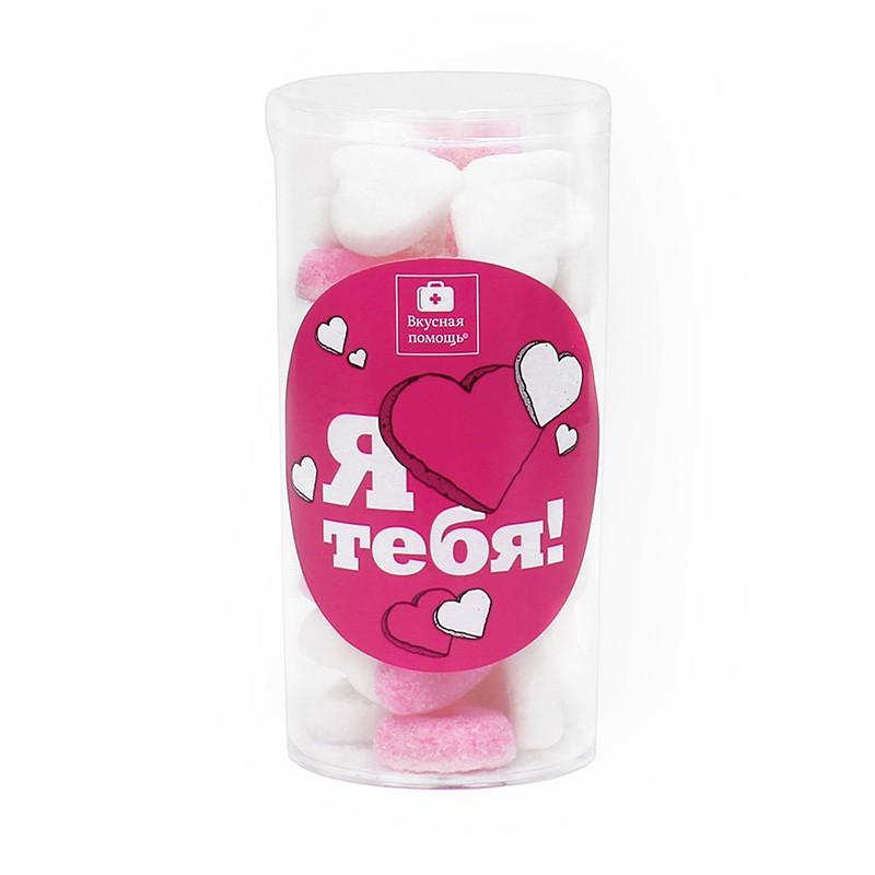 Фигурный сахар «Я люблю тебя»