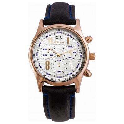 Мужские золотые часы «Георгин»