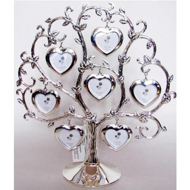 Фоторамка Семейное дерево на 7 фото