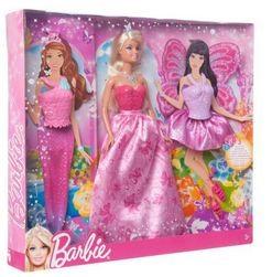 Кукла Barbie «Королевский наряд»